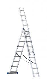 žebřík 3x11  6,7m