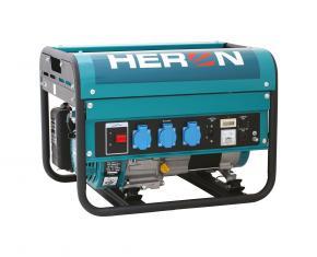 Elektrocentrála benzínová 6,5HP, 2,8kW, HERON, EGM 30 AVR